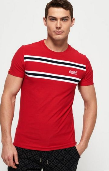 Superdry | Superdry Red Men T-Shirts