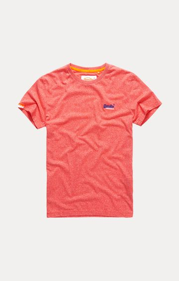 Superdry | Red Melange T-Shirt