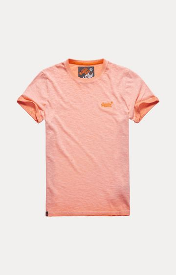 Superdry | Orange Melange T-Shirt