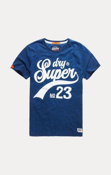 Superdry | Indigo Printed T-Shirt