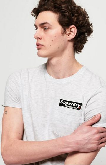 Superdry | Superdry Navy Men T-Shirts