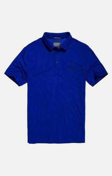 Superdry   Cobalt Solid T-Shirt