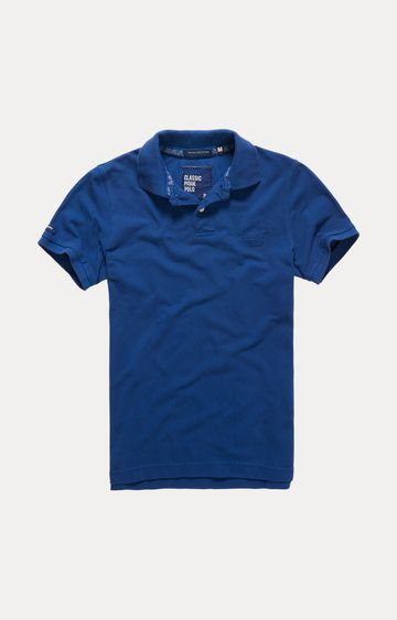 Superdry | Indigo Solid T-Shirt
