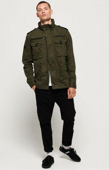 Superdry | Superdry Green Men Activewear Jackets