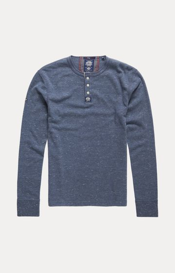 Superdry | Navy Melange T-Shirt