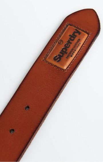 Superdry | Superdry yellow Men Belt