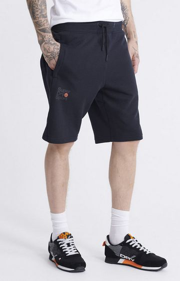Superdry | Black Core Sport Shorts