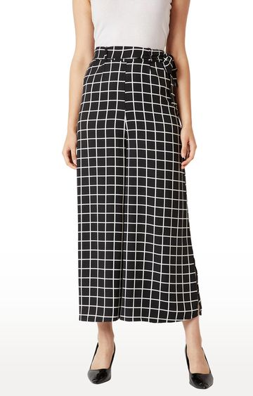MISS CHASE | Black Culottes