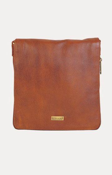SCHARF | Tan Sling Bag