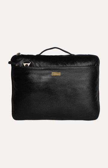 SCHARF | Black Laptop Bag