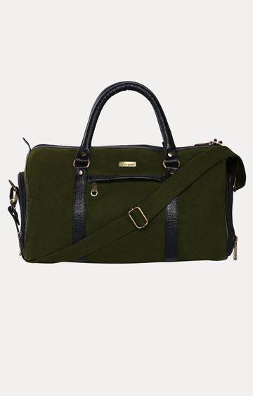 SCHARF | Green Duffle Bag