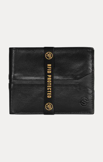 SCHARF | Black Wallet
