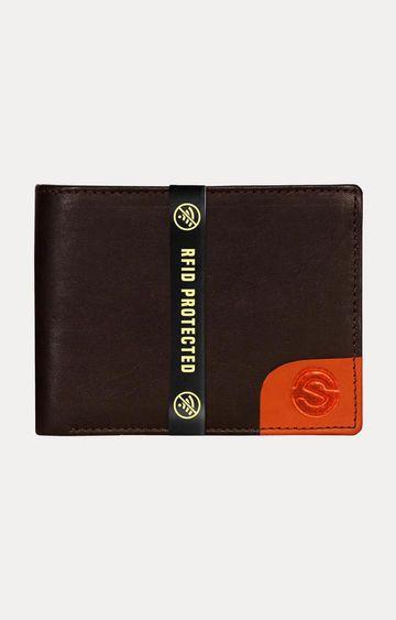 SCHARF   Brown Wallet
