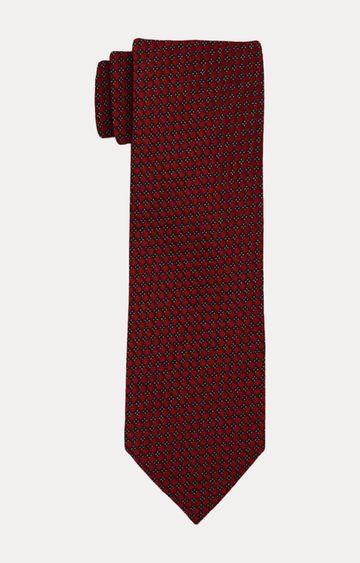 SCHARF | Maroon Tie