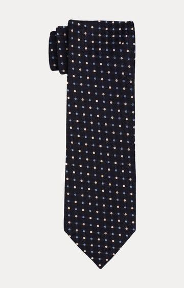 SCHARF   Navy Blue Tie