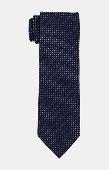 SCHARF | Navy Blue Tie