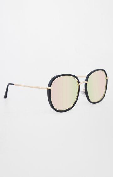 AND | Black Oversized Sunglasses