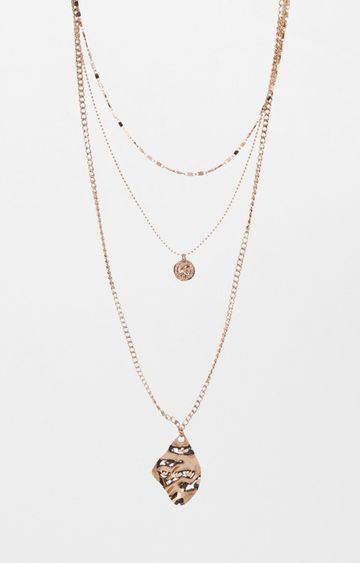 AND | Gold Layered Necklace
