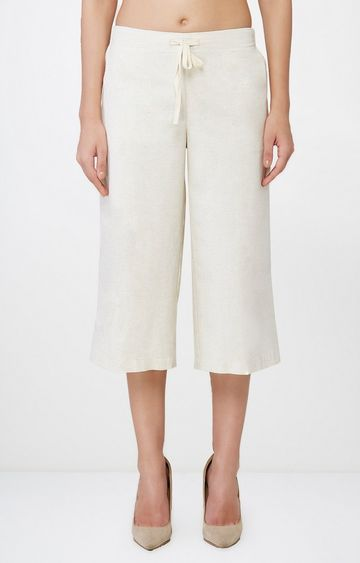 AND | White Culottes