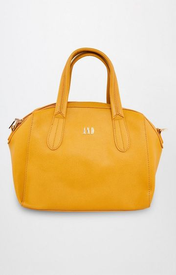 AND | Yellow Handbag
