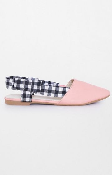 AND | Pink Slip-ons