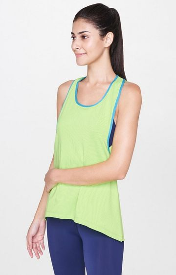 AND | Lime Tank Top