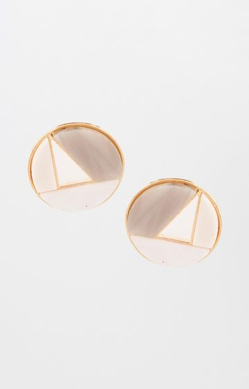 AND | Gold Studs