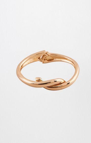AND | Gold Bracelet