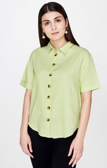AND | Green Solid Top
