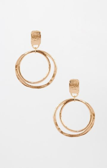 AND | Gold Dangle and Drop Earrings