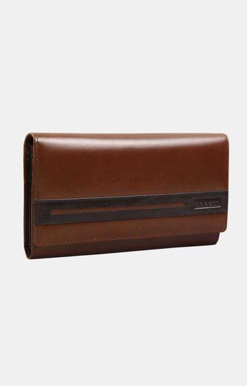 ABEEZA | Brown Wallet