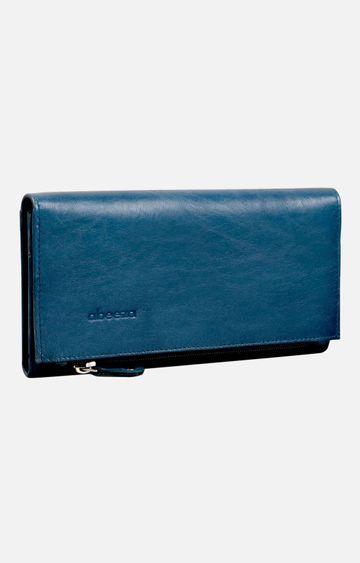 ABEEZA | Navy Wallet