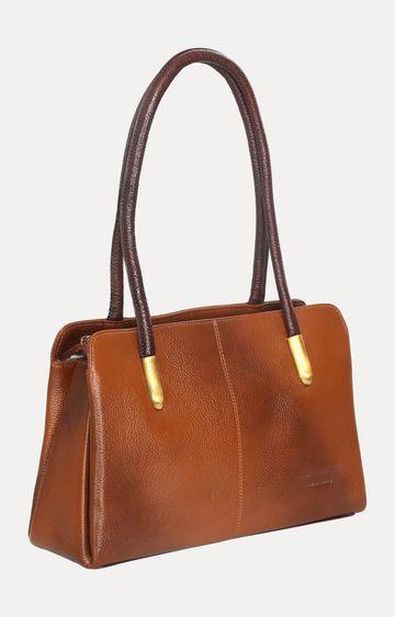 ABEEZA | Tan Handbag