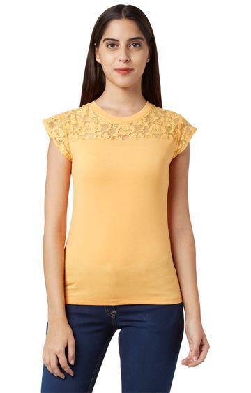 Park Avenue | Park Avenue Woman Orange T-Shirt