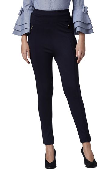 Park Avenue | Blue Jeggings