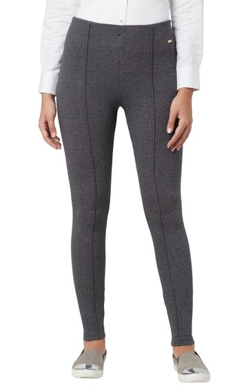 Park Avenue | Park Avenue Woman Grey Trouser
