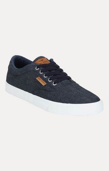 Park Avenue   Blue Sneakers