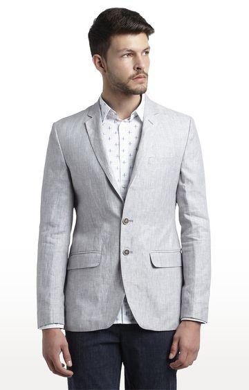 PARX | PARX Grey Blazer