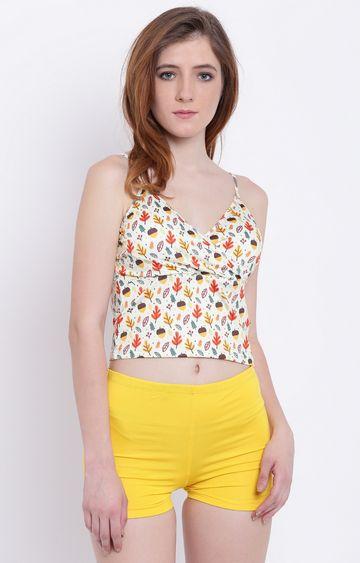 La Intimo   Multicoloured Bikini