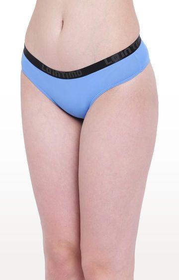 La Intimo | Blue Aqua Pop Bikini Panty