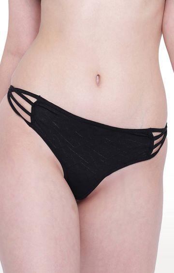 La Intimo | Black SeaOath Panty