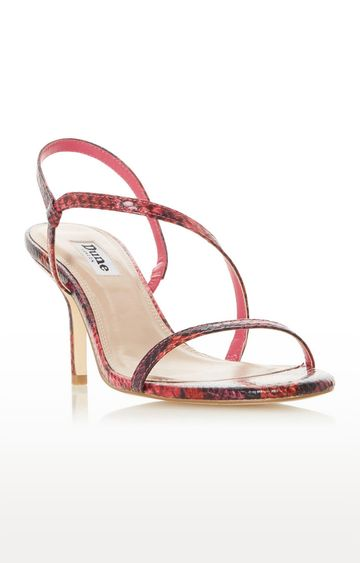 Dune London | Red Sandals