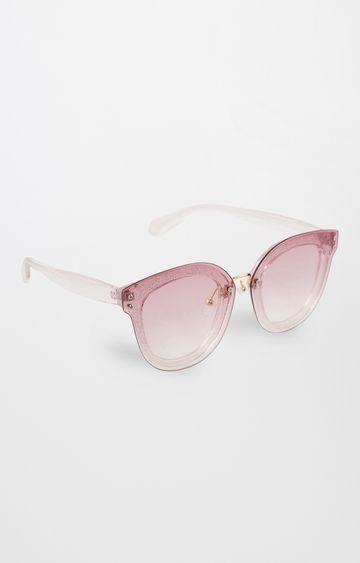 Global Desi | Pink Sunglasses