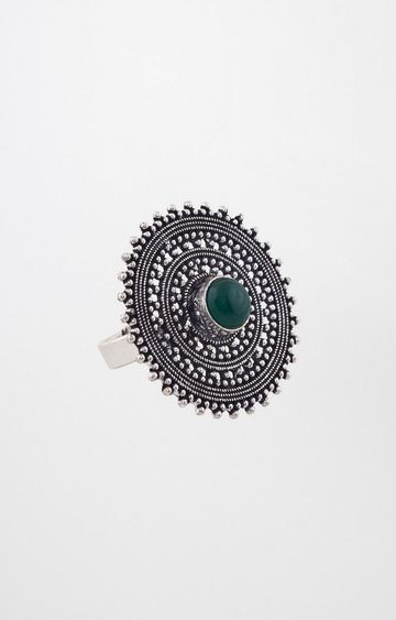 Global Desi | Silver Ring