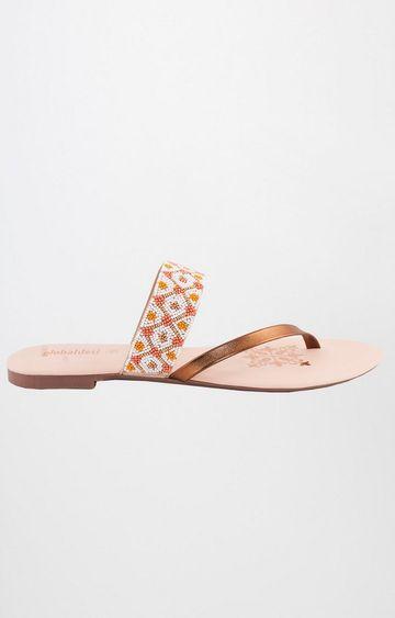 Global Desi | Multicoloured Sandals