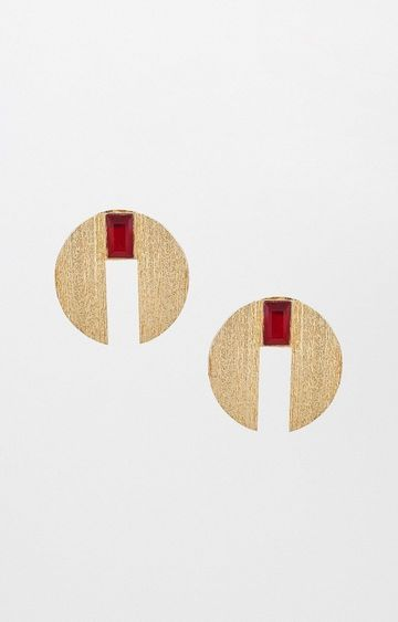 Global Desi | Gold Studs