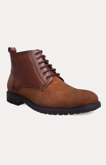 San Frissco | Brown Boots