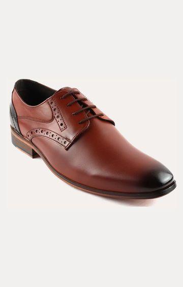 San Frissco | Brown Derby Shoes