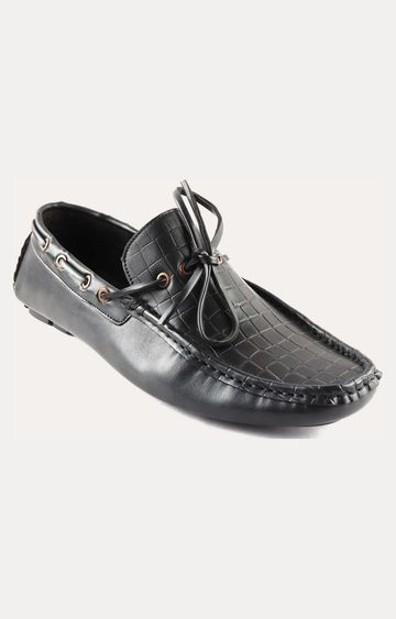 San Frissco   Black Loafers