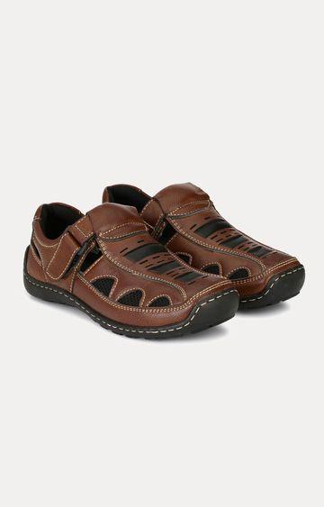 San Frissco | Brown Sandals